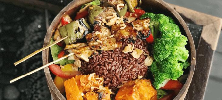 Plant Based Food Bowl