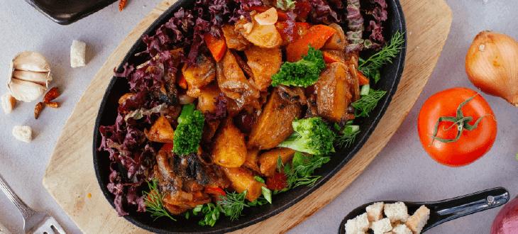Plant Based Food Platter