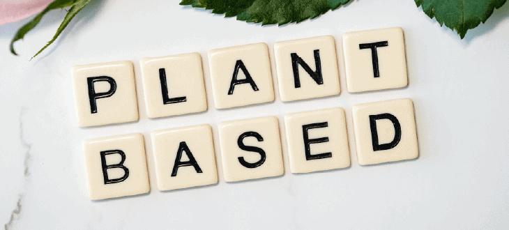 Plant Based Written in Scrabble